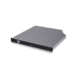 LG GUD0N.BHLA10B optical disc drive Internal DVD-RW Black, Stainless steel
