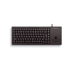 CHERRY XS Trackball USB Black keyboard
