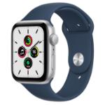 Apple Watch SE 44 mm OLED Silver GPS (satellite)