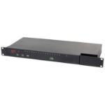 APC KVM1116R KVM-switch Rack-montage Zwart