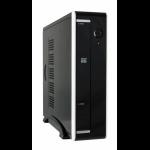 LC-Power LC-1360mi Mini-Tower Black,White 75 W