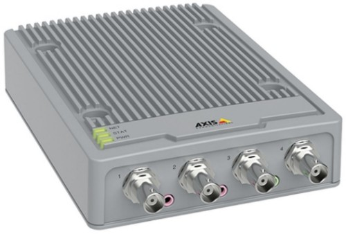 Axis P7304 video servers/encoder 1920 x 1080 pixels 30 fps