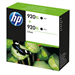 HP D8J47AE (920XL) Ink cartridge black, 1.2K pages, 32ml, Pack qty 2