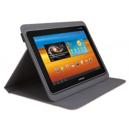 "Urban Factory UNI14UF tablet case 25.4 cm (10"") Folio Black"