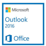 Microsoft Outlook 2016, SNGL, OLP NL 1user(s) email software