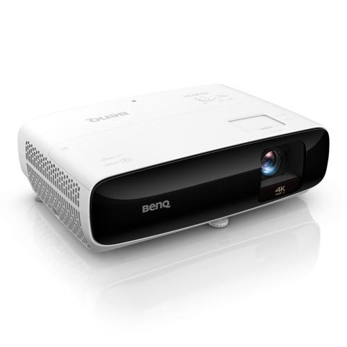 Benq TK810 data projector Standard throw projector 3200 ANSI lumens DLP 2160p (3840x2160) Black, White