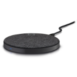 ALOGIC Wireless Charging Pad - Space Grey - 10W - Includes USB-A to USB-C Cable