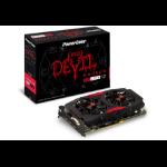 PowerColor Red Devil Radeon RX 470 4GB GDDR5 graphics card