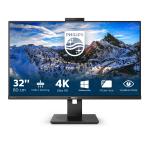 "Philips P Line 329P1H/00 LED display 80 cm (31.5"") 3840 x 2160 pixels 4K Ultra HD Black"