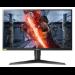 "LG 27GL850-B LED display 68,6 cm (27"") 2560 x 1440 Pixeles WQHD Negro, Rojo"