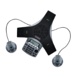POLY SoundStation Duo IP phone Black, Gray LED
