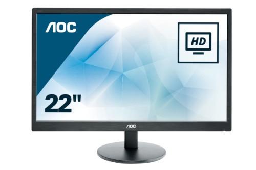 AOC Value-line E2270SWN LED display 54.6 cm (21.5