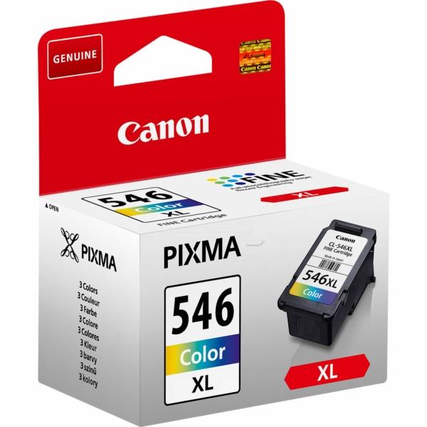 Canon 8288B001 (CL-546 XL) Printhead color, 300 pages, 13ml