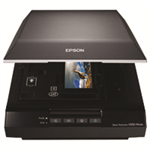 Epson Perfection V550 Photo 6400 x 9600 DPI Flatbed scanner Black A4