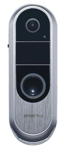 ENER-J SHA5289 doorbell kit Black,Stainless steel