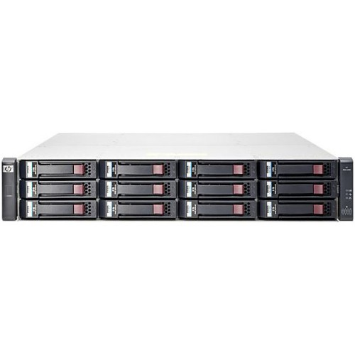 Hewlett Packard Enterprise P2000 DC-power LFF Chassis disk array Rack (2U)