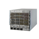 Extreme networks BR-SLX9850-4-BND-AC network equipment chassis Gray