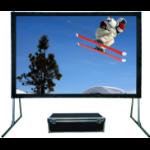 """Sapphire AV SFFS305FR projection screen 3.81 m (150"""") 4:3"""
