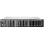 Hewlett Packard Enterprise MSA 2040 Energy Star SAS Dual Controller SFF Storage disk array Rack (2U)