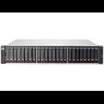 Hewlett Packard Enterprise MSA 2040 Energy Star SAS Dual Controller SFF Storage Rack (2U) disk array