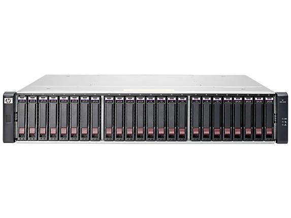 Hewlett Packard Enterprise MSA 2040 Energy Star SAS Dual Controller SFF Storage