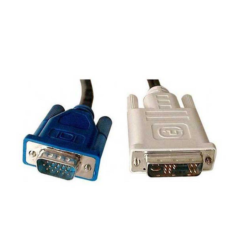 ADDER DVI-i-VGA adapter cable  Male - Male 2 Mtr