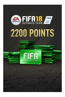 Microsoft FIFA 18 Ultimate Team 2200 points