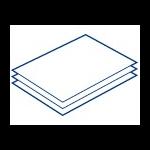 "Epson Matte Backlit Film, 24"" x 30,5 m, 170g/m²"