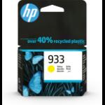 HP 933 1 pc(s) Original Standard Yield Yellow
