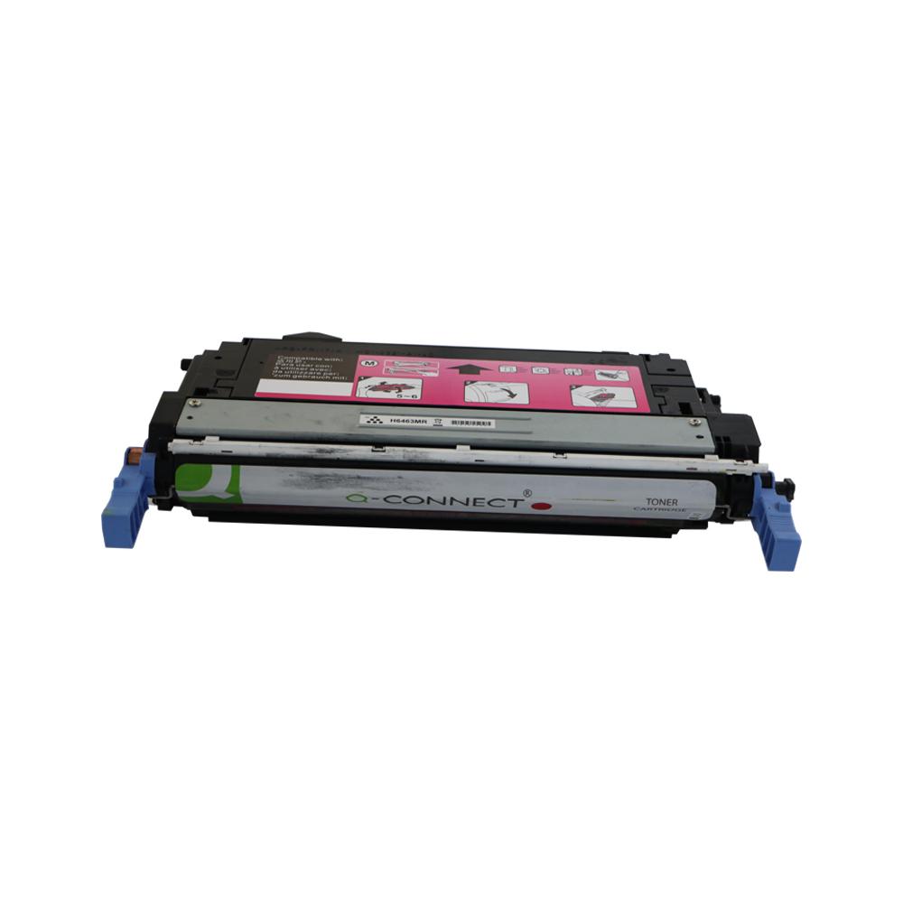 Remanufactured HP Q6463A (644A) Magenta Toner Cartridge