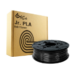 XYZprinting RFPLCXEU01B Polylactic acid (PLA) Black 600g