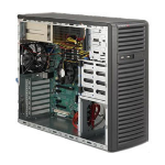 Supermicro SuperChassis 732i-R500B Midi Tower Black 500 W