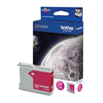 Brother LC-1000M Ink cartridge magenta, 400 pages @ 5% coverage, 7ml