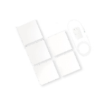 LIFX Tile wall lighting Suitable for indoor use White