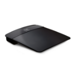 Linksys E1200 Fast Ethernet Black wireless router