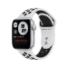 Apple Watch SE Nike OLED 40 mm Plata GPS (satélite)