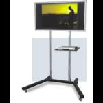 "Allcam FS402 60"" Portable flat panel floor stand flat panel floorstand"