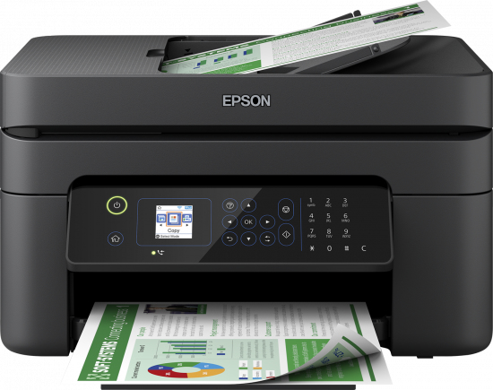 Epson WorkForce WF-2835DWF Inkjet 33 ppm 5760 x 1440 DPI A4 Wi-Fi