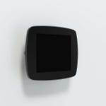 Bouncepad VESA | Apple iPad 6th Gen 9.7 (2018) | Black | Covered Front Camera and Home Button |