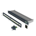 AMP 1711685-1 1U patch panel