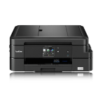 Brother DCP-J785DW 6000 x 1200DPI Inkjet A4 33ppm Wi-Fi Black multifunctional