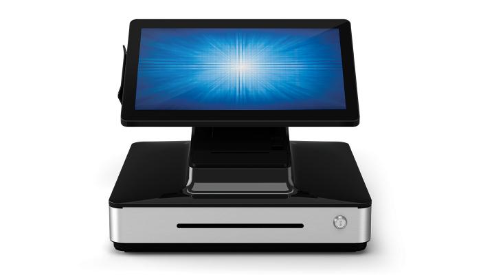 """Elo Touch Solution PayPoint Plus 39,6 cm (15.6"""") 1920 x 1080 Pixels Touchscreen i5-8500T Alles-in-een Zwart, Grijs"""