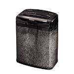 Fellowes M-7Cm triturador de papel Particle-cut shredding Negro