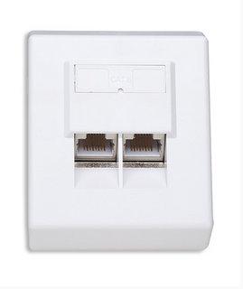 Intellinet Cat6 Surface Mount Box