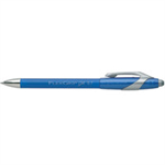 Papermate Ballpen PM Flexgrip Elite, Blue, 12 Clip-on retractable ballpoint pen Bold 12 pc(s)