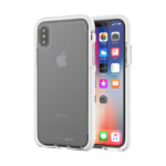 "Tech21 Evo Check mobile phone case 14.7 cm (5.8"") Cover Transparent,White"