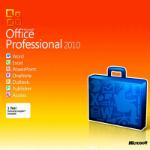 HP Microsoft Office Professional 2010, PSG