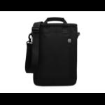 """STM Ace Armour Plus notebook case 14"""" Briefcase Black"""
