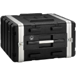 IMG Stage Line MR-106 audio equipment case Hard case Universal Acrylonitrile butadiene styrene (ABS), Aluminium Aluminium, Black