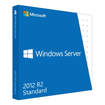 Fujitsu Windows Server 2012 R2 Standard, 2CPU/2VM, ROK